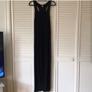 J. Crew  Maxi Dress with Slits on side